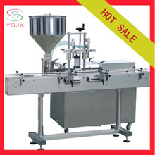 Automatic paste filling line for tomato sauce/ jam/ chilli sauce