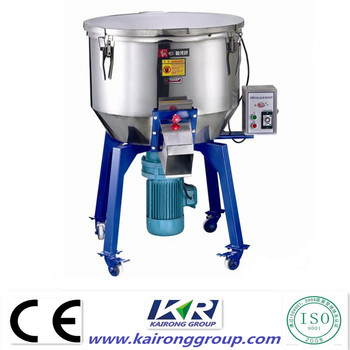 Small Recycling Material Stainless Steel Vertical Color Mixer ...