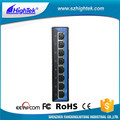 HK-86008 gigabit industrial ethernet switch