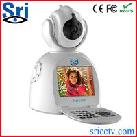 Sricam SP003 Free Video Call Barrery Operated Wifi P2P Wireless Door Entry Video Security Camera