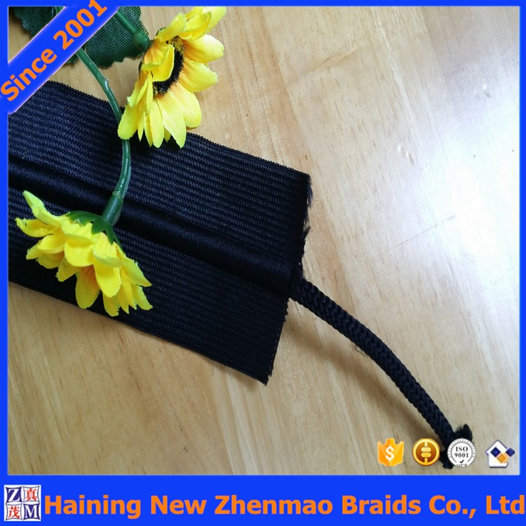 Wholesale Zhejiang Garments Colored Elastic Draw Cord With Drawstring
