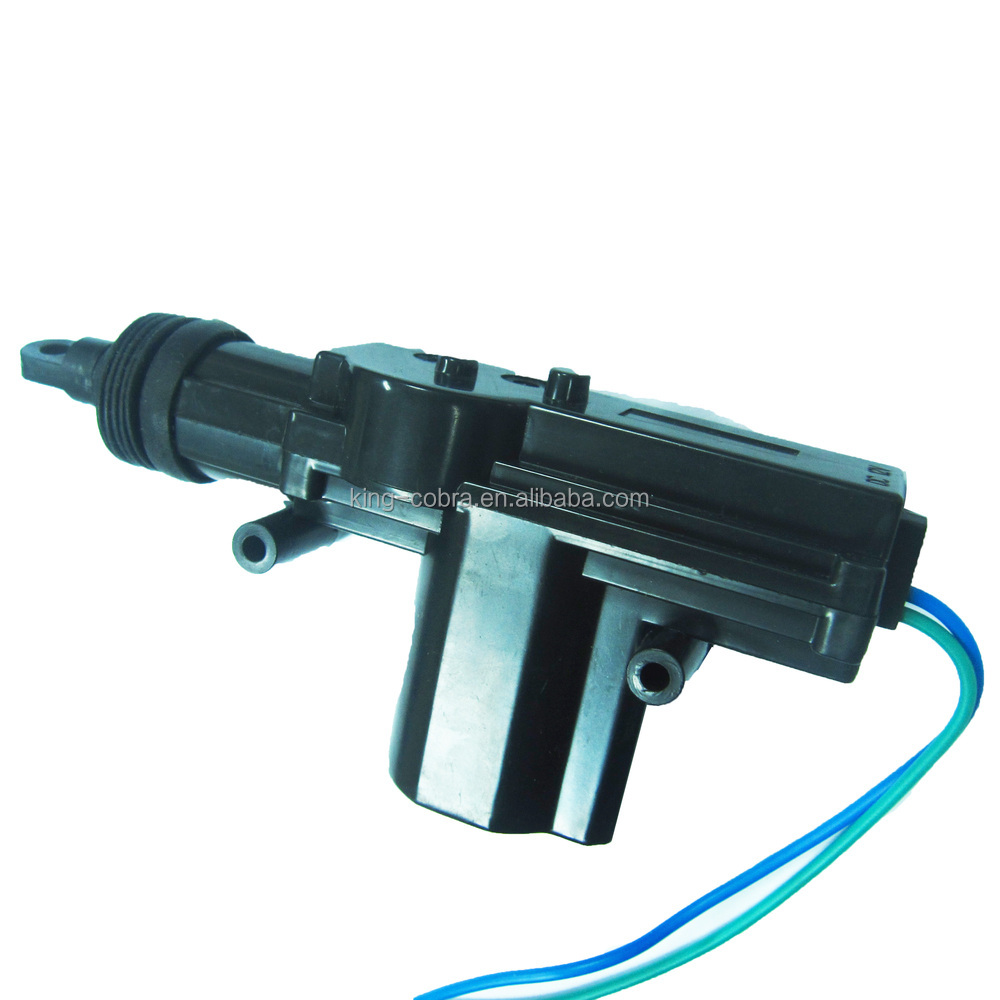 China manufacturer universal 12v car door lock actuator