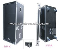 RK New design flight case for JBL professional speakers