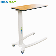 BR-OBT03 cheap hospital bedside table over bed table dining table prices
