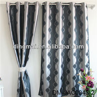2013 luxury new style jacquard curtains and drapes