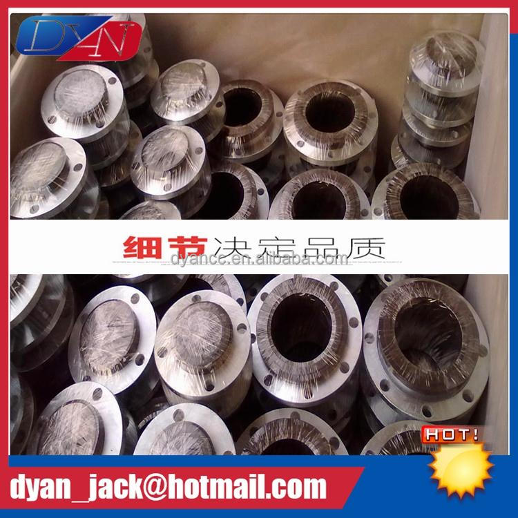 forging flange Single Sphere metal ring union rubber joint for Construction engineering