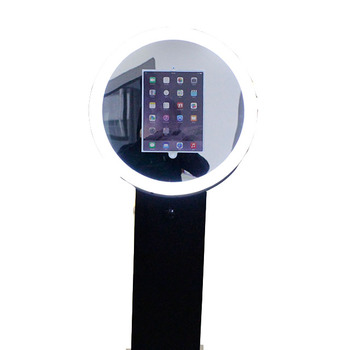 9-12inch smart stand magic mirror ipad social portable photo booth China