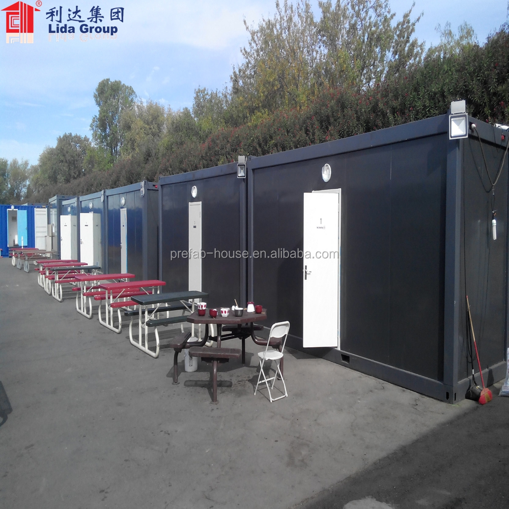 Prefabricated Foldable Flat Pack China Low Cost Container House Price