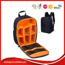 China supplier camera backpack bag with interor padded for Canon,Sony&Nikon