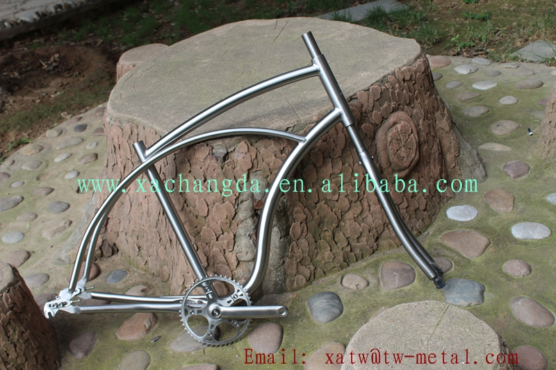 cruiser bike frame 700C news boy 700C bike frame cruiser bike frame custom
