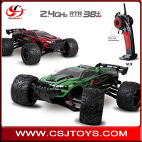 Shantou toys factory 1:12 2.4Ghz super excited Racer rc trucks Electric radio controled car RTR 38km/h+