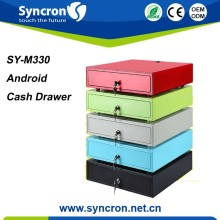 2017 Restaurant Supermarket Color Money Box RJ11 Small USB Mini Pos Cash Drawer Driver Trigger
