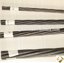 "0.6""/15.24mm 7-wire High Tensile Stay Cable for Bridge"