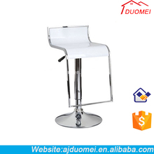 Modern Comfortable Club Plastic Furniture bar stools With Low Price