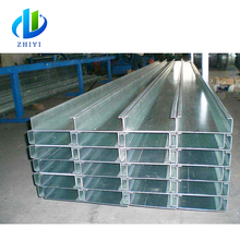 Factory furring galvanized steel c channel