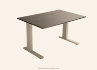 office table legs customize powder coating square table legs grey color metal desk legs 10009P4