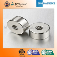 Top Sale Strong Magnet FeCrCo Magnet Ring Shaped with Cheap Price