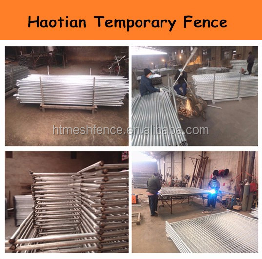Temporary fence post base Plastic/ Reusable No Galvanized Canada temporary fencing,high standard