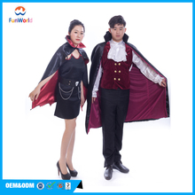 professional factory make wholesale couples halloween costume for sale