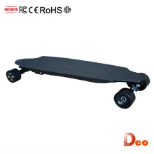 Deo powerful 36V 6.6ah 40KM canadian maple wood hub motor best electric longboard kit