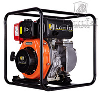 China Supplier (Lonfa) 2Inch/3Inch/4Inch Kama Type Diesel Engine Irrigation Water Pumps for Sale