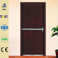 Zhejiang AFOL Class A Exterior and Interior Steel Fireproof Door