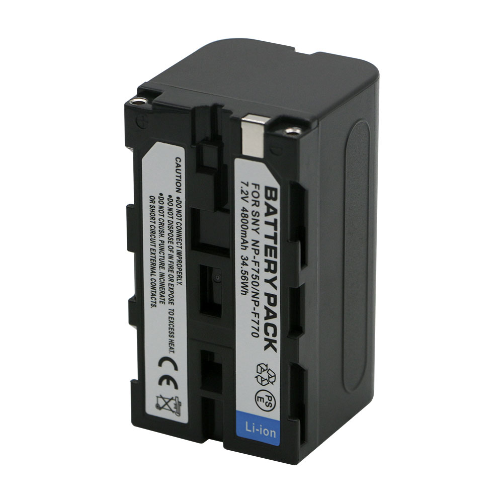 Replacement Battery NP-F570 NP-F550 for Sony HXR-MC2500C HVR-Z1E Z1 TRV82 PLM-A55 digital camera