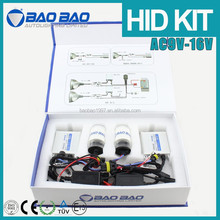 Hottest sale! H1 2013 BAOBAO real factory price auto headlights HID xenon kit slim ballast DC/AC 35W 55W 12v