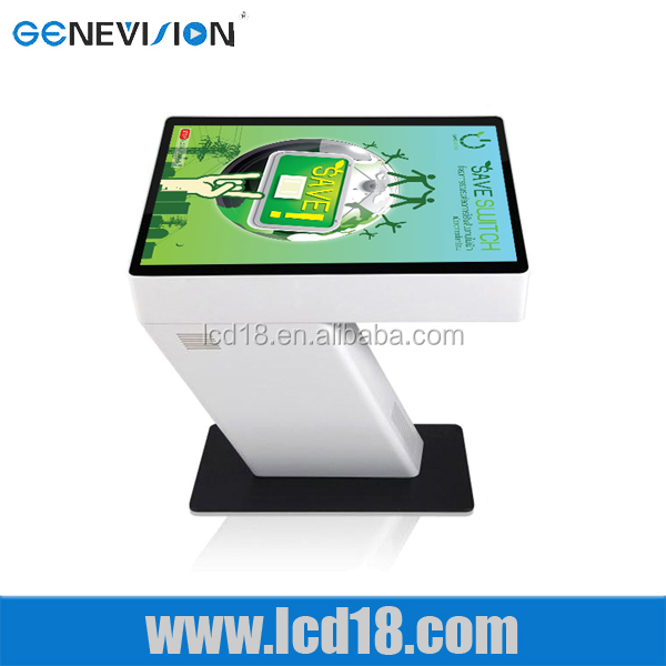 32 inch public service advertising LCD Advertisement Displayer ALL IN ONE PC Touch screen