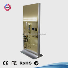Elegant HD 42 inch lcd elevator mirror display