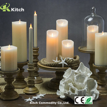 Use for holidays gifts moving wick flameless candles with timer