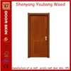 China manufacturer new design wood skin door YBDS008-1