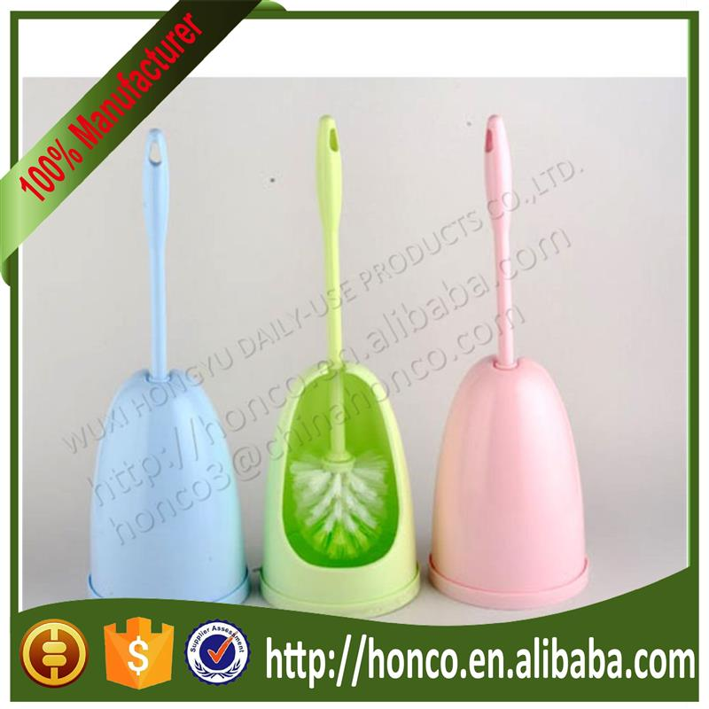 Hot New Products for 2015 Bathroom Toilet Brush with Base Toilet Brush