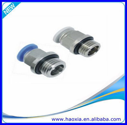 Made-In-China PC Plastic Pneumatic Fitting With Low Price