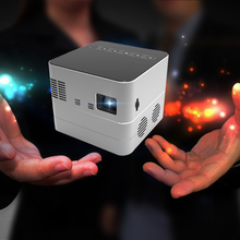 New Full HD Portable Led Mini Phone 3D Wifi Video Projector