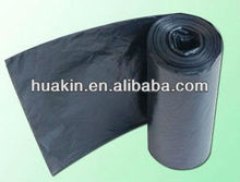 plastic black garbage bags on rolls trash bags trash can liner bags