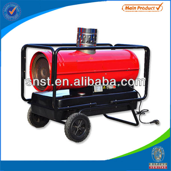 Mobile Poultry Oil Heater