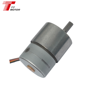 Magnetic electric high torque 37mm 12v dc gear motor