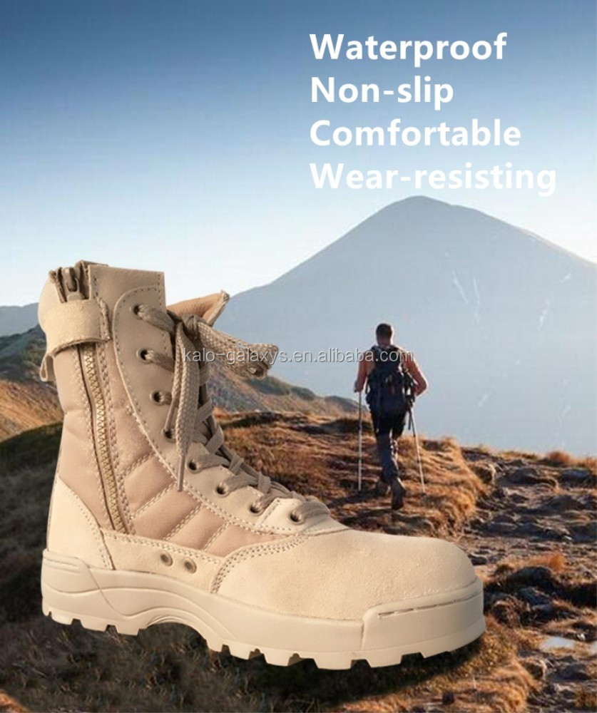 Wholesale In Stock Cheap Combat Army Desert Ankle <strong>Boots</strong> Military