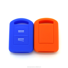 Selling good product opel silicone car key cover smart plastic key covers
