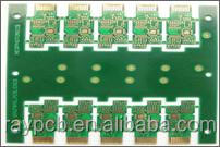 circuits pcb,pcb materials,circuit board maker-4Layer Hard Gold board