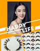 2014 new arrival hot style synthetic fales eyelashes,lashes wholesale job lots