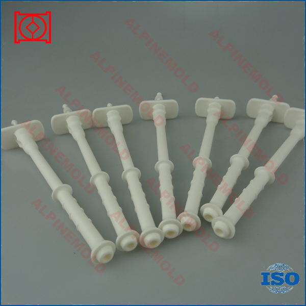 OEM new product medical equipment disposable custom medical injector part plastic mould making