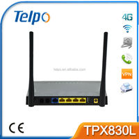 Telpo TPX820 3G/4G wifi portable vpn gateway, lan to wifi converter,3g 4g lte repeater