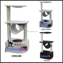 Pet house cat tree Christmas gift for cat