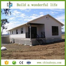 Good design South America prefabricated house for store