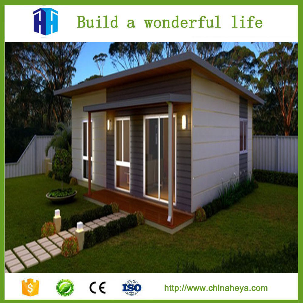 Low cost house construction material portable room prefab house for USA