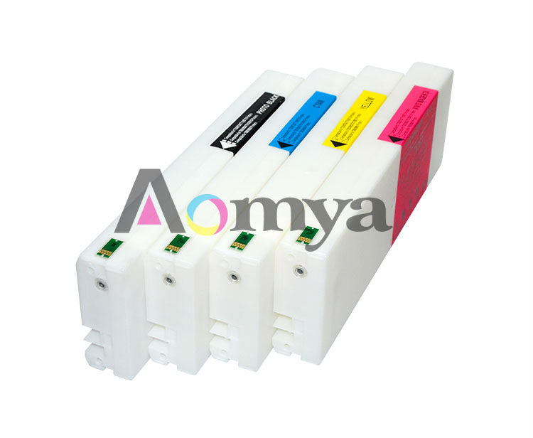 Aomya 1000ml Large Format empty refillable ink cartridge for epson surecolor f2000
