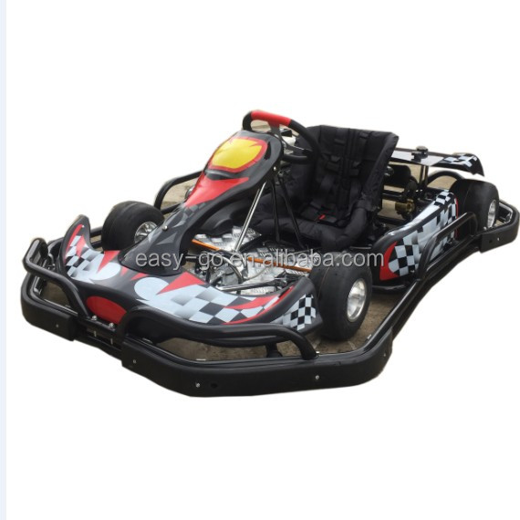 2016 newest and hottest 4 wheel racing adult pedal car with CE certificate