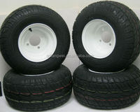 18 inch 8.50-8 Golf cart tyre and wheel/ go pedal karts tyre and wheel